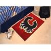FANMATS NHL - Calgary Flames Starter Mat