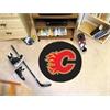 FANMATS NHL - Calgary Flames Puck Mat