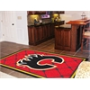 FANMATS NHL - Calgary Flames Rug 5'x8'