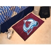 FANMATS NHL - Colorado Avalanche Starter Mat