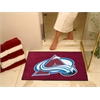 "FANMATS NHL - Colorado Avalanche All-Star Mat 33.75""x42.5"""