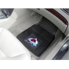 FANMATS NHL - Colorado Avalanche 2-pc Vinyl Car Mat Set