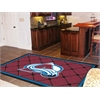 FANMATS NHL - Colorado Avalanche Rug 5'x8'