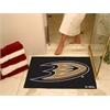 "FANMATS NHL - Anaheim Ducks All-Star Mat 33.75""x42.5"""