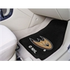 "FANMATS NHL - Anaheim Ducks 2-pc Printed Carpet Car Mats 17""x27"""