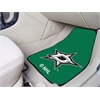 "FANMATS NHL - Dallas Stars 2-pc Printed Carpet Car Mats 17""x27"""