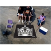 FANMATS NHL - Los Angeles Kings Tailgater Rug 5'x6'