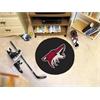 FANMATS NHL - Arizona Coyotes Puck Mat