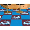 FANMATS NHL - Colorado Avalanche Team Carpet Tiles