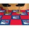 FANMATS NHL - New York Rangers Team Carpet Tiles