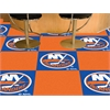 FANMATS NHL - New York Islanders Team Carpet Tiles