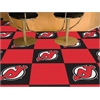 FANMATS NHL - New Jersey Devils Team Carpet Tiles