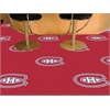 FANMATS NHL - Montreal Canadiens Team Carpet Tiles