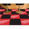 FANMATS NHL - Detroit Red Wings Team Carpet Tiles
