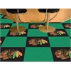 FANMATS NHL - Chicago Blackhawks Team Carpet Tiles