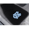 "FANMATS UNC - Chapel Hill 2-piece Embroidered Car Mats 18""x27"""