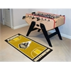 "FANMATS Purdue 'Train' Basketball Court Runner 30""x72"""