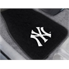 "FANMATS MLB - New York Yankees 2-piece Embroidered Car Mats 18""x27"""