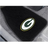 "FANMATS NFL - Green Bay Packers 2-piece Embroidered Car Mats 18""x27"""