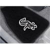 "FANMATS MLB - Chicago White Sox 2-piece Embroidered Car Mats 18""x27"""