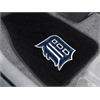 "FANMATS MLB - Detroit Tigers 2-piece Embroidered Car Mats 18""x27"""