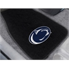 "FANMATS Penn State 2-piece Embroidered Car Mats 18""x27"""
