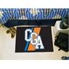 "FANMATS USCG Academy Starter Rug 19""x30"""