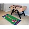 """FANMATS MLB - Cleveland Indians Baseball Runner 30""""x72"""""""