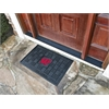 FANMATS Wisconsin Medallion Door Mat