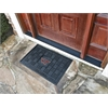 FANMATS Virginia Tech Medallion Door Mat
