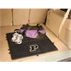 FANMATS Purdue 'P' Heavy Duty Vinyl Cargo Mat