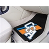 "FANMATS USCG Academy 2-pc Printed Carpet Car Mats 17""x27"""