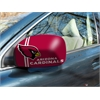 FANMATS NFL - Arizona Cardinals Small Mirror Cover
