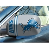 FANMATS NFL - Detroit Lions Small Mirror Cover