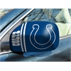 FANMATS NFL - Indianapolis Colts Small Mirror Cover