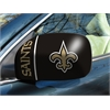 FANMATS NFL - New Orleans Saints Small Mirror Cover