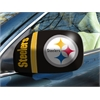 FANMATS NFL - Pittsburgh Steelers Small Mirror Cover