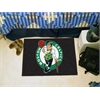 "FANMATS NBA - Boston Celtics Starter Rug 19"" x 30"""