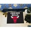 "FANMATS NBA - Chicago Bulls Starter Rug 19"" x 30"""