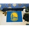 "FANMATS NBA - Golden State Warriors Starter Rug 19"" x 30"""