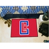 "FANMATS NBA - Los Angeles Clippers Starter Rug 19"" x 30"""