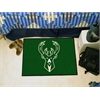 "FANMATS NBA - Milwaukee Bucks Starter Rug 19"" x 30"""