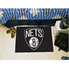 "FANMATS NBA - Brooklyn Nets Starter Rug 19"" x 30"""