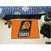 """FANMATS NBA - Phoenix Suns Starter Rug 19"""" x 30"""""""