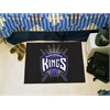 "FANMATS NBA - Sacramento Kings Starter Rug 19"" x 30"""