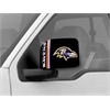 FANMATS NFL - Baltimore Ravens Large Mirror Cover