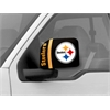 FANMATS NFL - Pittsburgh Steelers Large Mirror Cover