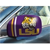 FANMATS Louisiana State Small Mirror Cover