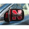 FANMATS Nebraska Small Mirror Cover
