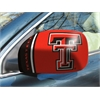 FANMATS Texas Tech Small Mirror Cover